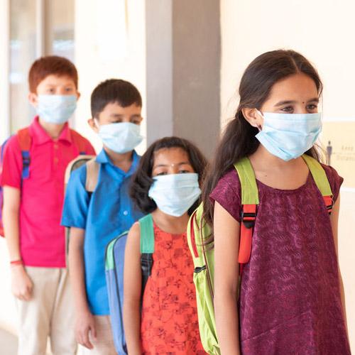 Face masks for children